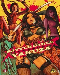 Battle Girls vs Yakuza
