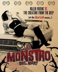 El Monstro Del Mar!
